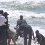 Dead body washes up on Swakopmund beach