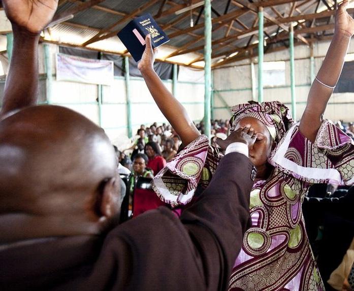 Prophet arrested Internal Glory Ministry church Walvis Bay Ondangwa