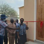 Families receive upgrade homes