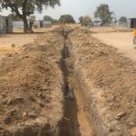 Olunghono residents forced to improvise