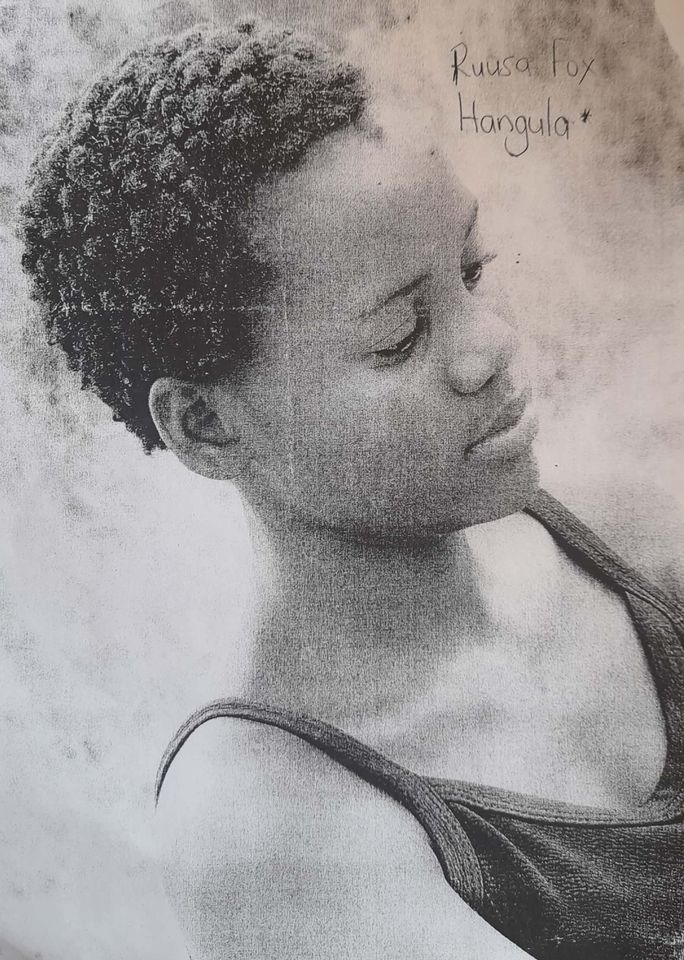 Help missing girl Namibian Police Otjozondjupa Region urgently public assist