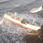 Mystery wreck identified