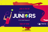 TRUSTCO GROUP SERVES UP ANOTHER JUNIORS' TENNIS TREAT!