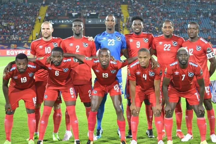 Brave Warriors squad jets Mali Bamako Mali 2021 AFCON Qualifier November