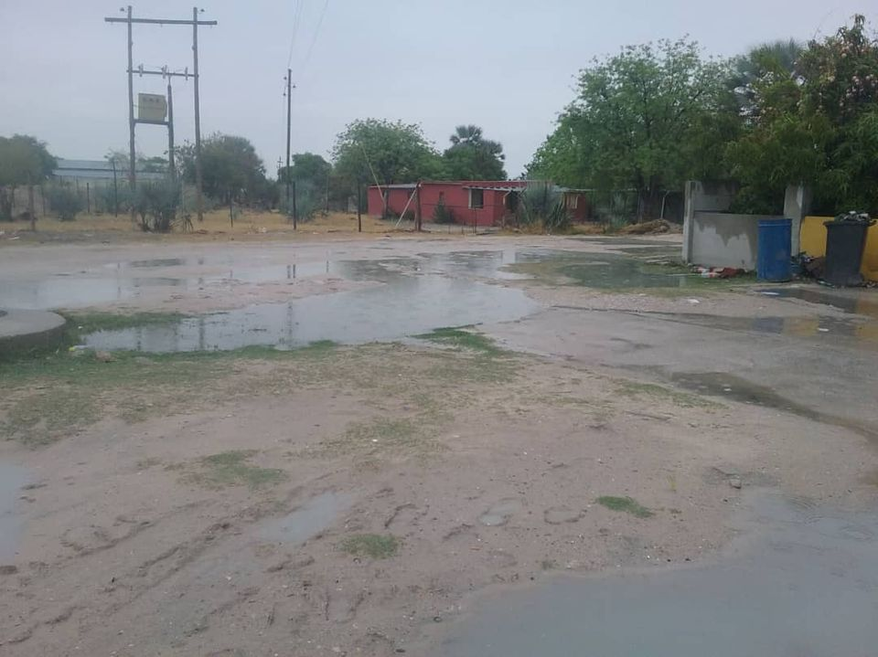 raining north northern regions Namibia rain Saturday
