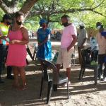 Voting started off smoothly in Ongwediva