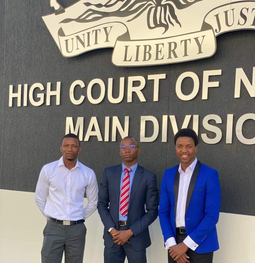 pleads not guilty Michael Amushelelo Gregory Cloete court appearance