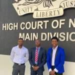 Amushelelo pleads not guilty