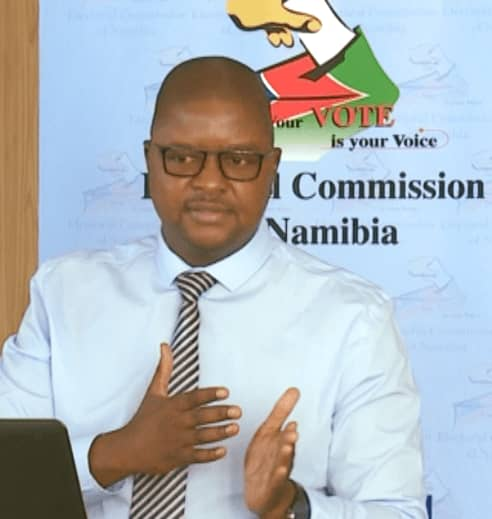 Electoral Commission of Namibia ECN Electoral Court application