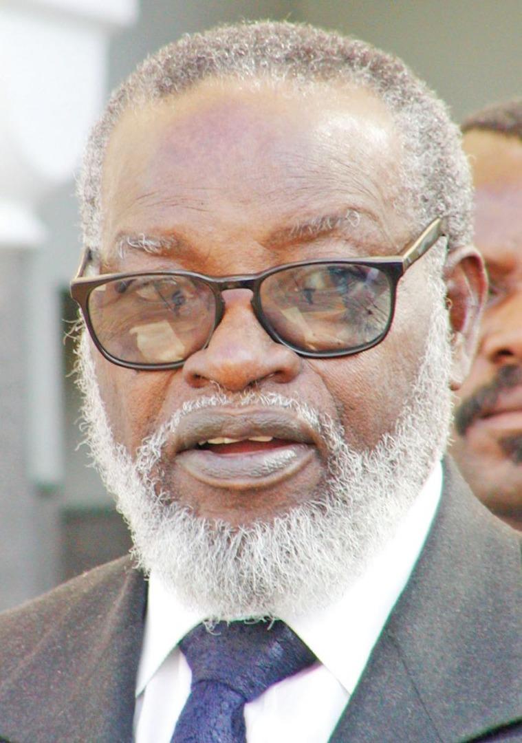 father Namibian nation founding President Namibia Sam Nujoma testing positive Covid-19 covid