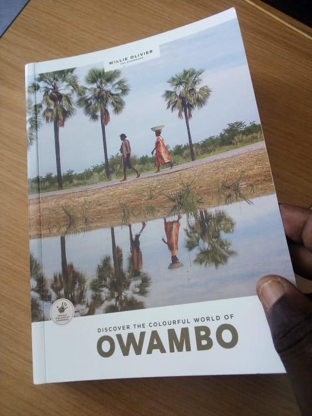 King Ndonga King Fillemon Shuumbwa Nangolo historic guide Northern Tribes