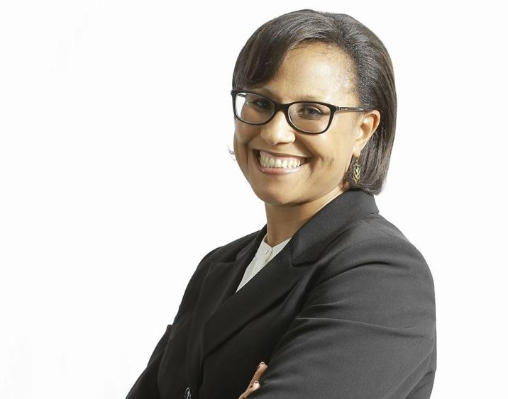 Chief Executive Officer Namibia Institute Pathology NIP Laura Kapenaurue Tjombonde CEO