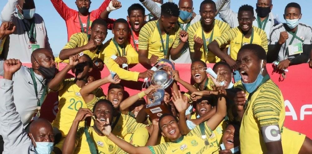 Namibia Mozambique finals TOTAL AFCON tournament Mauritania