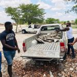 Community come together to rehabilitate road