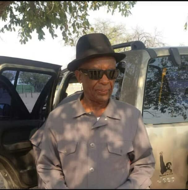 Former Ruacana councillor Omusati regional Constituency Kornelius Lazarus buried Etunda