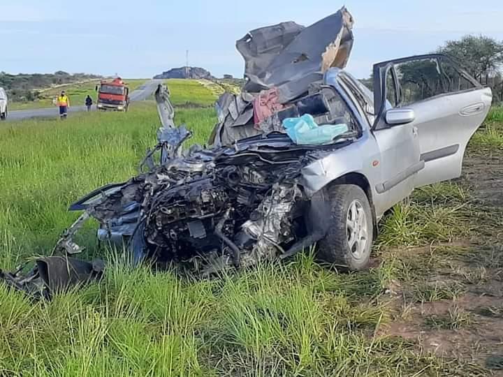 Man dies car accident person died injuries B1 Road south