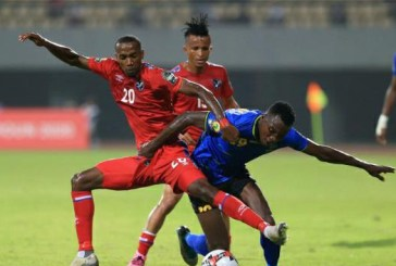 Namibia's CHAN dreams dashed