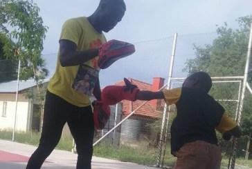 Bulelo grooms talented boxers