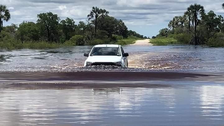 Good rains boon farmers good rainfall Namibia subsistence farming