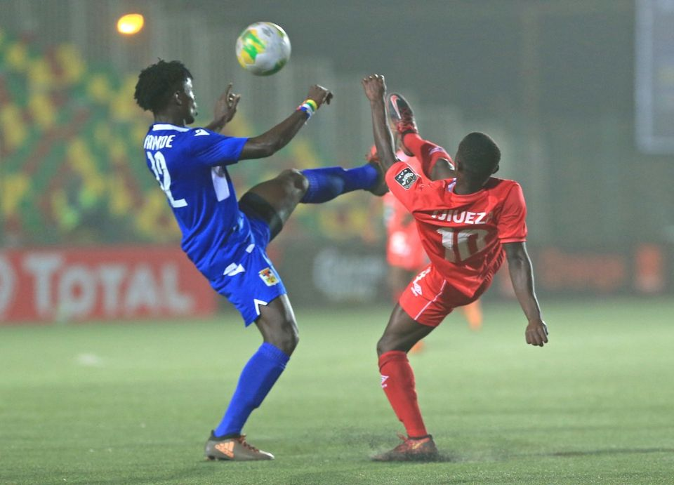 Namibia tackle Tunisia Young Warriors U20 African Cup Nations Tournament draw Central African Republic