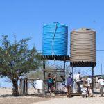 Omatjete suffering from water shortage