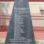 Oshakati bank bomb blast remembered