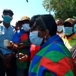Unions hand petition to Swapo