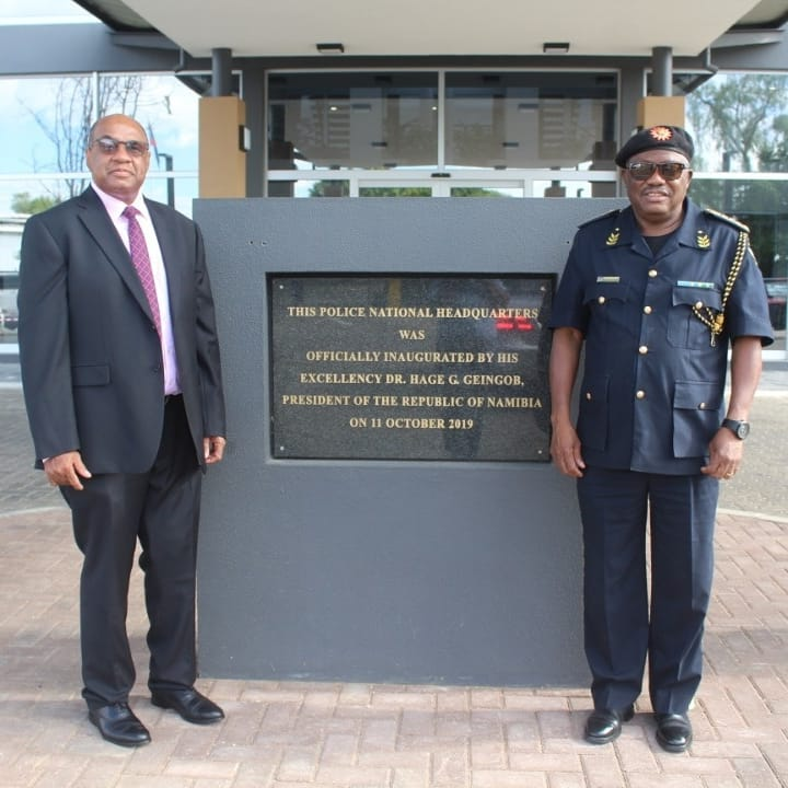 Curbing commercial crimes Bank Namibia Namibian Police prevent investigate prosecute