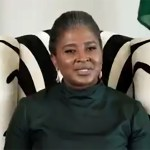 Namibia's First Lady talk on GBV