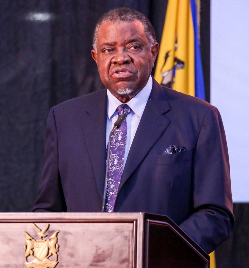 Namibia participation transformation reaffirm patriotic