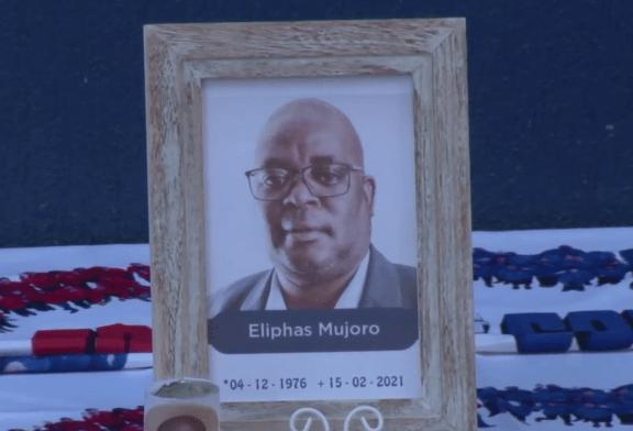 Tribute to Eliphas Mujoro