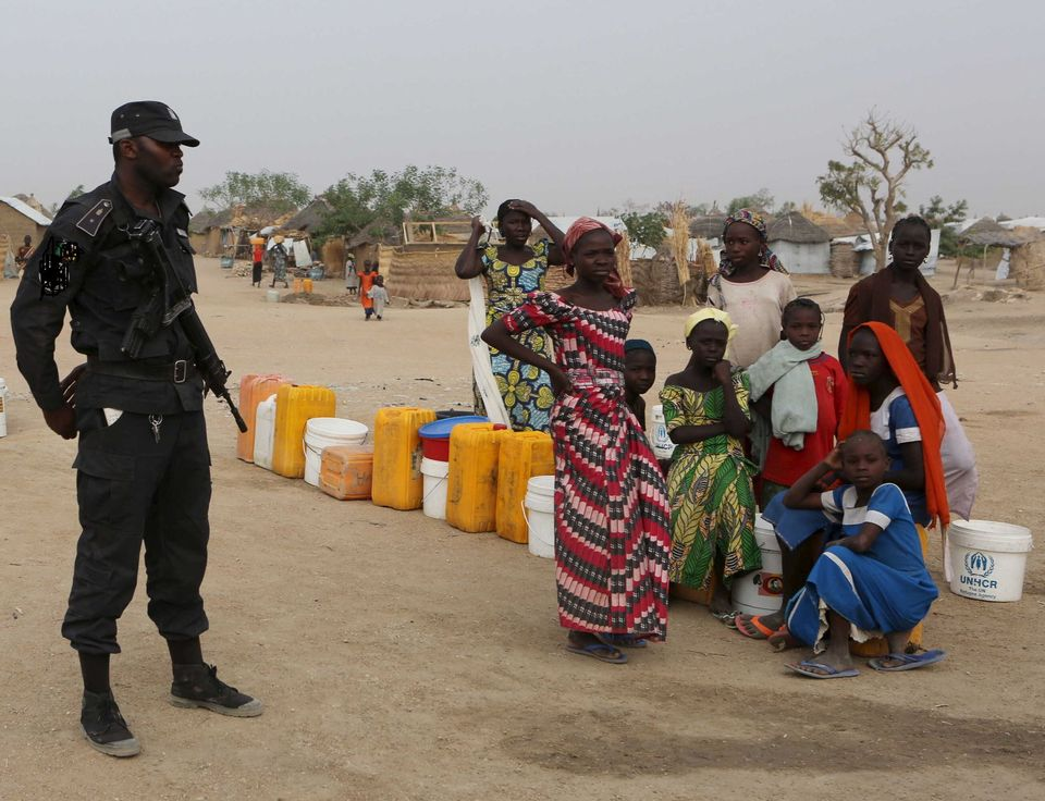 Urgent solution Angolan drought refugees Namibian governments Namibia