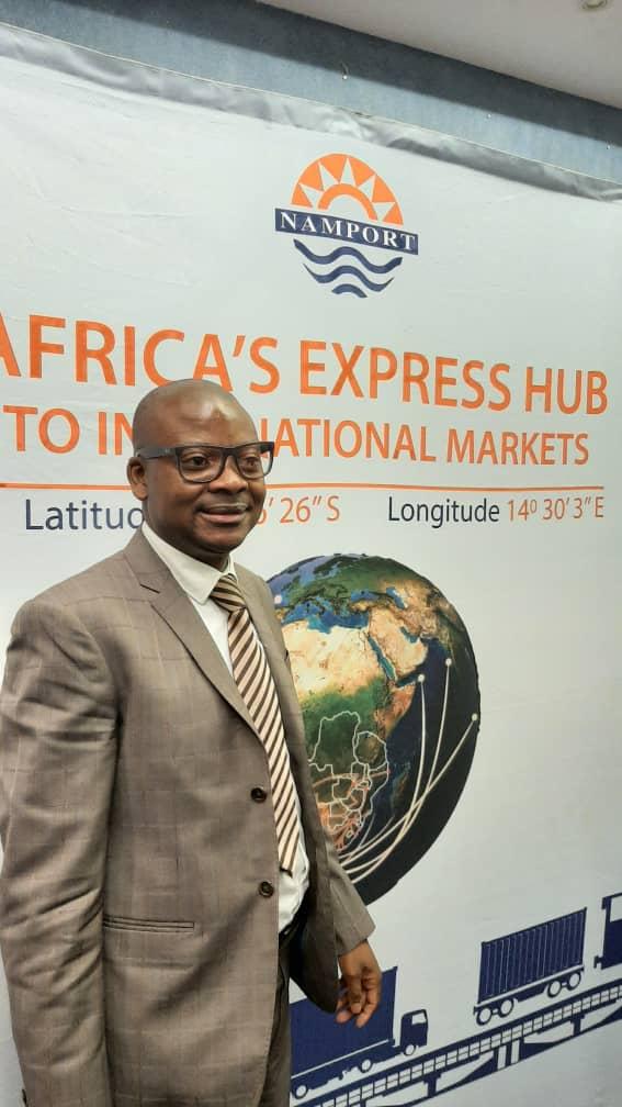 Namport international navigate seas COVID-19 pandemic Namibian Ports Authority