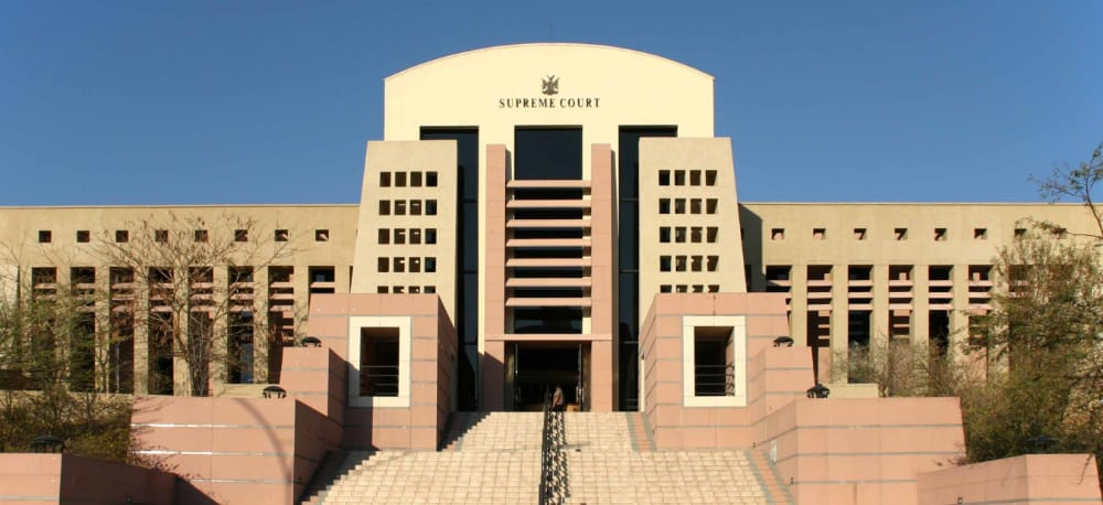 Supreme court rules insurance companies finance Minister Calle Schlettwein state owned Namibia National Reinsurance Corporation NamibRe dismissed
