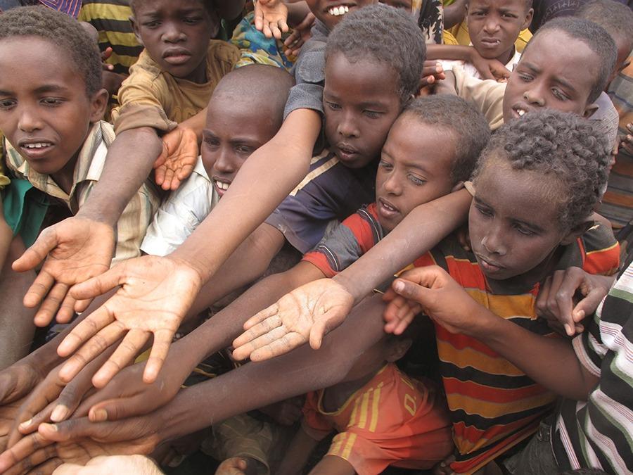 Drought refugee refugees Namibia Huíla Cunene Namibe Cuando Cubango Angola