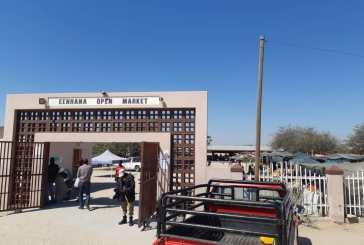 Eenhana lacks informal trading spaces