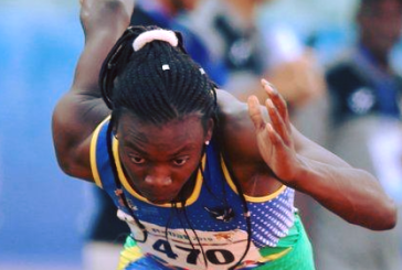 Mboma breaks more sprinting records