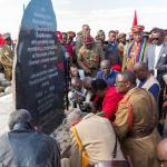 Ovaherero chiefs call for genocide reparation payment halt