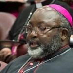 Archbishop Nashenda is recuperating
