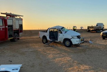 Crash claims two lives
