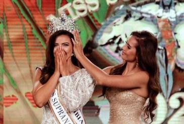 Chanique wins Miss Suprantural