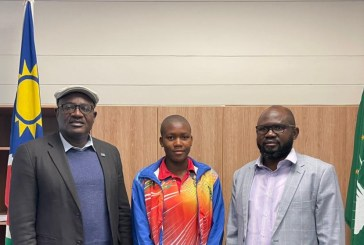 Ohangwena raising funds for promising young athlete