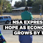 NSA expresses hope as economy grows by 1.6%