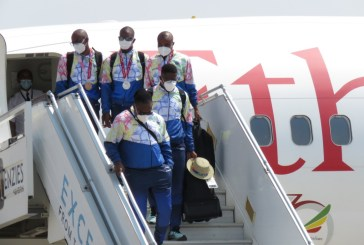 Paralympians welcomed in style