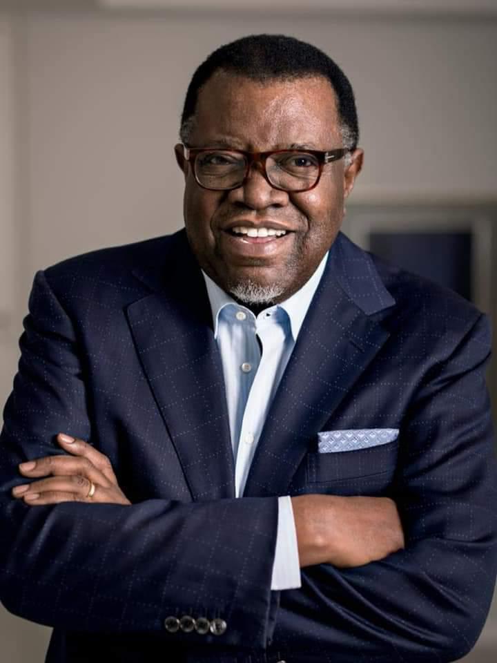 President nation Hage Geingob State House Namibians government Covid-19