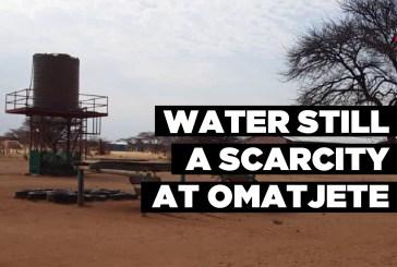 Water still a scarcity at Omatjete