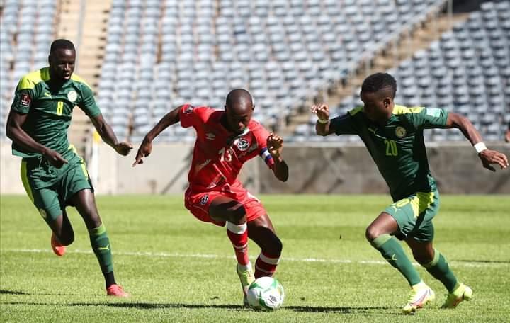 Brave Warriors NAMIBIA FIFA World Cup Qatar Senegal Orlando stadium Johannesburg South Africa