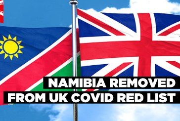 Namibia removed from UK Covid red list