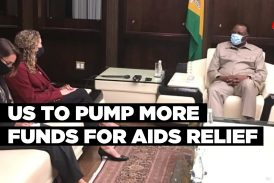 US to pump more funds for AIDS relief