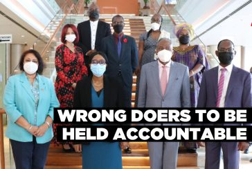Wrong doers to be held accountable